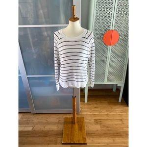 NWOT Madewell Dockline Mariner Striped Sweater
